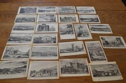 Carte Postale 1900/1910 Lot De 23 Cartes Différentes Paris Anciens Trace D'album - France