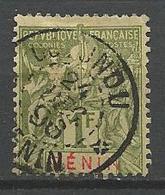 BENIN N° 45 OBL TB - Bénin (1892-1894)