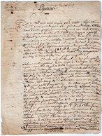 VP14.798 - PARIS - Musique - Notice Historique Sur Le Grand Artiste LIPINSKI ( Violoniste ) Par Mr Edouard GOÜIN - Manuscrits