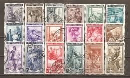 Italia-Italy Yvert Nº 573-90 (usado) (o) - 1946-.. République