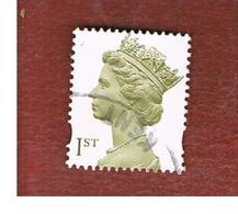 GRAN BRETAGNA (GREAT BRITAIN) - SG 2124 -  2000 QUEEN ELIZABETH II MILLENIUM 1ST  - USED - 1952-.... (Elisabetta II)