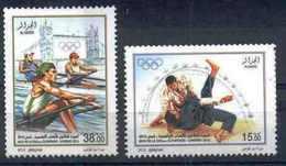 Année 2012-N°1625/1626 Neufs**MNH : Jeux Olympiques De Londres 2012 - Algeria (1962-...)