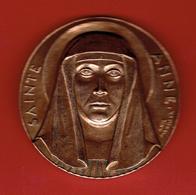 SAINTE ANNE ET LA SAINTE VIERGE MARIE SCULPTEUR ANIE MOUROUX 1887 1978 - France