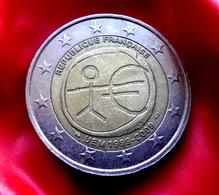 FRANCE 2 Euro  2009 EMU Coin  CIRCULATED - France