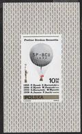 POLONIA - COPPA GORDON-BENNETTA 1981- FOGLIETTO NUOVO ** (YVERT BF 93 - MICHEL BL 85) - Trasporti