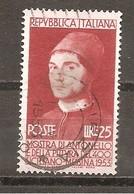 Italia-Italy Yvert Nº 644 (usado) (o) - 6. 1946-.. República