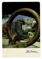 183 - Sous Les Ponts De Paris (Vue Sur Notre-Dame) - Albert Monier - Circ Sans Date, Griffe Annulation Louhans - 71263 - Notre Dame De Paris