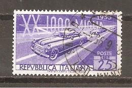 Italia-Italy Yvert Nº 645 (usado) (o) - 6. 1946-.. República