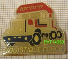 TRANSPORTS LARBRE  LOGISTIQUE FORCE  CAMION AMERICAIN - Transport Und Verkehr