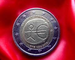 GREECE 2 Euro  2009 EMU Coin  CIRCULATED - Grèce