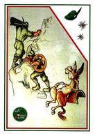 ITALIA - 1997 REGGIO EMILIA 70^ Adunata Naz. Alpini E Bicentenario Tricolore Su Cartolina Speciale - Militaria