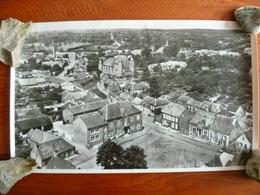 Photographie Aérienne De 1956   Esqueheries  Thiérache . Eglise Fortifiée - Cucharas