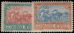 Uruguay 1918 New Constitution Unmounted Mint. - Uruguay