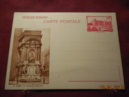 Entier Postal ( Paris La Conciergerie) - Entiers Postaux