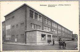 """Anvers - Antwerpen - Schoolgebouw  """"Willem Eekelers"""" Abdijstraat - HP1638 - Antwerpen"""