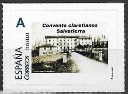 ESPAÑA. TUSELLO. CONVENTO CLARETIANOS. SALVATIERRA - 1931-Hoy: 2ª República - ... Juan Carlos I
