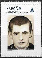 ESPAÑA. TUSELLO. BEATO NICOLAS CAMPO. CLARETIANOS. SALVATIERRA - 1931-Hoy: 2ª República - ... Juan Carlos I