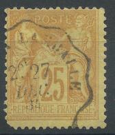 Lot N°48271  N°92, Oblit Cachet à Date Des Ambulants - 1876-1898 Sage (Type II)