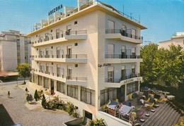 LIDO DI JESOLO -VENEZIA-HOTEL =ARIZONA=-VERA FOTOGRAFIA VIAGGIATA 24-7-1966 - Venezia