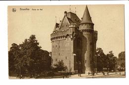 CPA - Carte Postale -Belgique- Bruxelles- Porte De Hal   VM2410 - Monumenten, Gebouwen