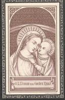Hendrik Delbaere-ingoyghem 1838-danville 1901 - Images Religieuses
