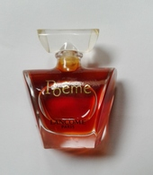 Miniature Parfum Poème De Lancôme Paris - Miniatures Femmes (sans Boite)