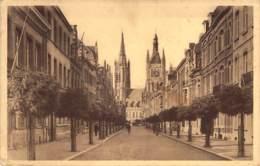 Ypres Rue De Lille. Rijselstraat. - Ieper