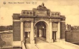 Menin Gate Memorial - Ypres East Face. Face Est. - Ieper