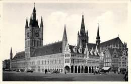 Ypres - Les Halles. - Ieper