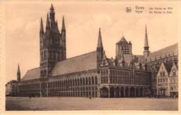 Ypres - Les Halles. The Cloth Halls. - Ieper