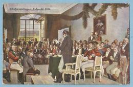 A085  C P   BERGEN (Norvège)  Riksforsamlingen, Eidsvold 1814 - Adressée Au Rédacteur En Chef Du Journal Du Havre ++++ - Norvège