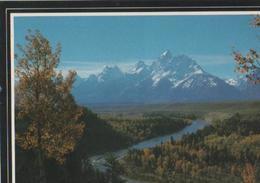 USA, Wyoming - Snake River Bend - 1986 - Etats-Unis