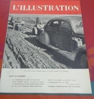 WW1 L'Illustration N°5119 Avril 1941 Guerre Eclair Balkans Serbie,Destruction De La Zone Paris Bidonvilles,Le Gazogène - Livres, BD, Revues