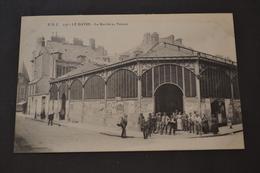 Carte Postale 1900 Le Havre Le Marché Aux Poissons - Autres