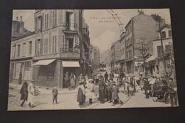 Carte Postale 1900 Le Havre Rue D'étretat - Autres