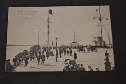 Carte Postale 1900 Le Havre La Nouvelle Jetée - Port