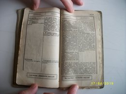 Formulaire De Thérapeuthique 1904 - Books, Magazines, Comics