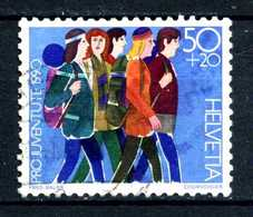 SVIZZERA - HELVETIA - Year 1990 - Viaggiato - Traveled - Voyagè - Gereist. - Switzerland