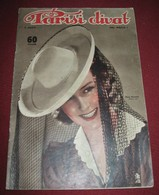 Mary Howard - PARISI DIVAT - Hungarian May 1942 RARE - Magazines