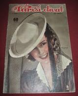 Mary Howard - PARISI DIVAT - Hungarian May 1942 RARE - Books, Magazines, Comics