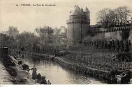 56  - VANNES -La Tour Du Connétable - - Vannes