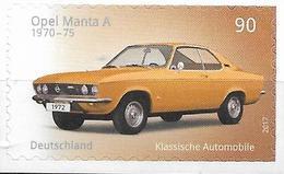 2017 Allem. Fed. Mi. 3302 **MNH Opel Manta A - [7] République Fédérale