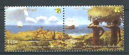 248 PORTUGAL 1999 - Yvert 2306/07 - Voilier Australie Kangourou - Neuf ** (MNH) Sans Trace De Charniere - 1910-... République