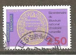 FRANCE 1993 Y T N ° 2812 Oblitéré - France
