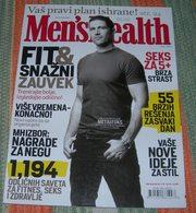 Matthew Fox - MEN'S HEALTH - Serbian May 2008 VERY RARE - Magazines