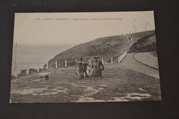 Carte Postale 1900 Le Havre Sainte Adresse Plateforme Au Bld Felix Faure - Autres