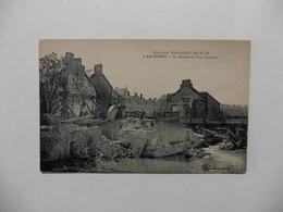 CPA :France :(59) Le Cateau : Militaria :> Guerre 1914-18 :  Le Moulin Du Pont Fourneau - Guerre 1914-18