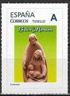 ESPAÑA. TUSELLO. BELEN DE MONZON (HUESCA). 2018 - 1931-Hoy: 2ª República - ... Juan Carlos I