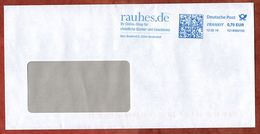 Brief, FRANKIT Neopost 1D180.., Rauhes.de Norderstedt, 70 C, 2018 (72690) - [7] République Fédérale