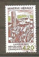 FRANCE 1993 Y T N ° 2818 Oblitéré - France